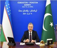 باكستان وأوزبكستان تبحثان تعزيز العلاقات الثنائية بمختلف المجالات