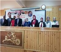 القوى العاملة: مبادرة «مصر أمانة بين إيديك» تصل دمياط للمرة الثانية