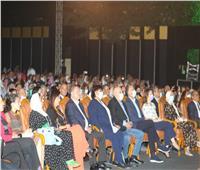 وزيرا الثقافة وقطاع الأعمال يشهدان احتفالية الأوبرا في ذكري بليغ حمدي