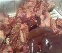 ضبط 4,5 طن «كبدة مجمدة» فاسدة داخل ثلاجة بالجيزة