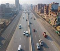 خدمات مرورية مُكثفة لتنفيذ أعمال توسعة الطريق الدائري