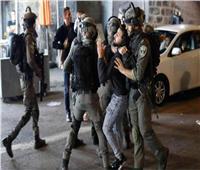قوات الاحتلال الإسرائيلي تقمع وقفة سلمية لمناهضة الاستيطان في فلسطين