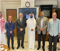 «اتحاد الصناعات» و«مقياس السعودية» يبحثان تسهيل تصدير المنتج المصري