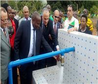 القوى الناعمة لمصر  «حوض النيل في القلب».. مياه نظيفة لري ظمأ الأفارقة