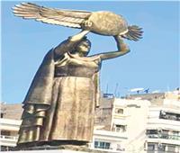 محافظ بورسعيد يفتتح «ساحة مصر»: تضم تمثال مصر العظيمة الذي يجسد الأم المصرية