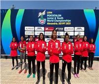 مصر تتأهل بـ 4 لاعبين في بطولة العالم للخماسي الحديث للشباب