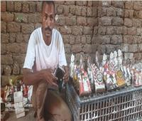 أشهر بائع في مصر.. قصة صعيدي ركب «الترند»| فيديو