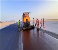 «النقل» ترفع كفاءة مطار «حقل أبو الطفل» الليبى بنظام المايكروسيرفيس