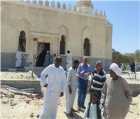 حملة لإصلاح وصيانة الكابلات بالاعمدة والكشافات في مرسى علم