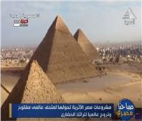 «الدولي للمتاحف»: مصر تحظى بمكانة خاصة عالميا.. فيديو