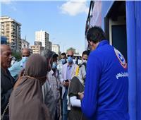 انطلاق حملة«معا نطمئن» لتطعيم المواطنين بلقاح كورونا في الشرقية