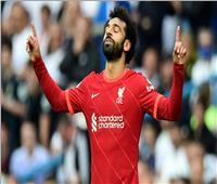 محمد صلاح يقود هجوم ليفربول أمام كريستال بالاس