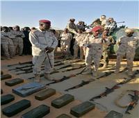 السودان يضبط شحنة أسلحة وذخائر ومتفجرات قادمة من ليبيا