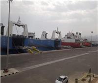 تداول 105 آلاف طن بضائع عامة ومتنوعة بموانئ البحر الأحمر