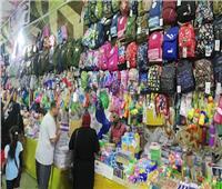 حماية المستهلك: المنتج المصري يمثل 75% من معارض أهلا مدارس  فيديو