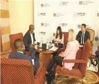 المشاط:شراكة بين مصر والبنك الأفريقى تُسهم فى دعم الجهود الوطنية للتنمية