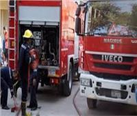 السيطرة على حريق مخزن أدوات كهربائية بـ«كرداسة»