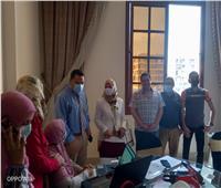 «صحة المنوفية» يتابع الفرق الطبية لتطعيم المواطنين بمراكز الشباب بلقاح كورونا| صور