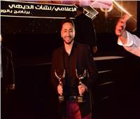 تكريم نجوم الفن والإعلام فيالدورة الـ ١٢ لمهرجان الفضائيات العربية