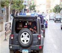 ضبط 49 تاجر مخدرات وسلاح بالجيزة