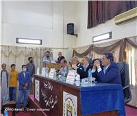 مستقبل وطن أسيوط ينظم لقاءات شعبية للاستماع للمواطنين