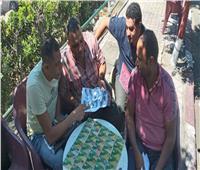 ضبط ٤١ بطاقة تموينيةبأحد المخابز بأبيس في الإسكندرية