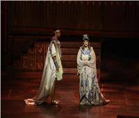 نجوم مصر وبلغاريا وإيطاليا فى أوبرا عايدة على مسرح النافورة
