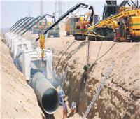 القليوبية تواصل أعمال مد وتدعيم وإحلال شبكات مياه الشرب في قرية الشوبك