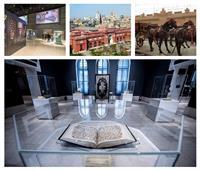 بـ«الأسعار والتوقيت» .. خريطة المتاحف الأثرية بالقاهرة الكبرى