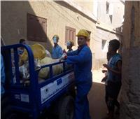 محافظة أسيوط تشارك في اليوم العالمي للنظافة بندوات توعية وزراعة الأشجار