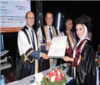 جامعة أسيوط تحتفل بتخريج أول دفعة من كلية الفنون الجميلة