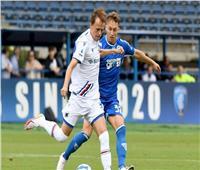 سامبدوريا يفوز بثلاثية على إمبولي في الكالتشيو الإيطالي
