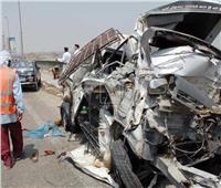 بالأسماء.. مصرع 3 أشخاص وإصابة 6 آخرين في حادث بالمنيا