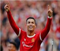 «رونالدو» يمنح مانشستر يونايتد التعادل أمام وست هام في الشوط الأول