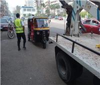 «الداخلية» تكشف ملابسات فيديو التعدي على سائق أتوبيس نقل عام بالإسكندرية