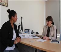 خاص  المنسقة المقيمة للأمم المتحدة: شراكة مع مصر في برامج التعافي الأخضر والشمول المالي للمرأة