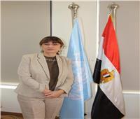 خاص  مسئولة أممية:نعمل على تنفيذ أولويات الحكومة المصرية في المشروعات التنموية