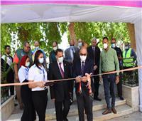 رئيس جامعة أسيوط يفتتح أعمال المعرض التعليمي الأول لكلية التربية