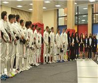 البرتغال تتصدر منافسات نهائي الشباب تحت 19 عاما ببطولة العالم للخماسي الحديث