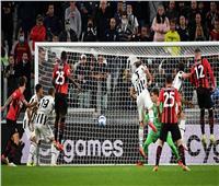 يوفنتوس يواصل نتائجه السلبية بالدوري الإيطالي بالتعادل مع ميلان