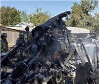 تحطم طائرة عسكرية بتكساس يسبب وقوع إصابات خطيرة وانقطاع في التيار الكهربائي