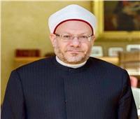 المفتى: مصر نموذجاً مثالياً لبناء الدولة الحديثة فى تحقيق مقاصد الشريعة