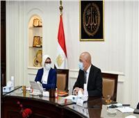 وزيرا الإسكان والصحة يبحثان سبل دعم مشروع إنشاء مستشفى أبو العلا العام