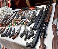ضبط المتهمين بخطف شخصين وبحوزتهم أسلحة نارية في 15 مايو