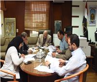 تدريب هيئة تدريس جامعة الاقصرعلى إنتاج المقررات الإليكترونية