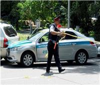 مقتل 5 أشخاص في حادث إطلاق نار بكازاخستان