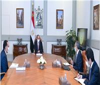 الرئيس السيسي يوجه بالاستمرار في توفير الموارد اللازمة لتطوير قطاع الاتصالات