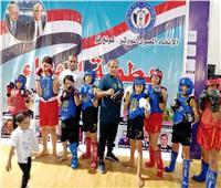 «كونغ فو المنيا» يحصد 4 ذهبيات و4 فضيات في بطولة كأس اللواء سمير فؤاد
