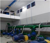 بتكلفة 3,5 مليون جنيه تجديد محطة مياه توسعات جرجا بسوهاج