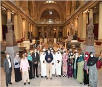 أئمة وواعظات السودان :التاريخ خير شاهد على عظمة وعراقة الحضارة المصرية